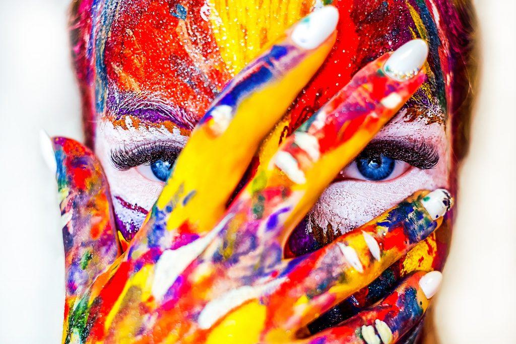 créativité talents passion expression art